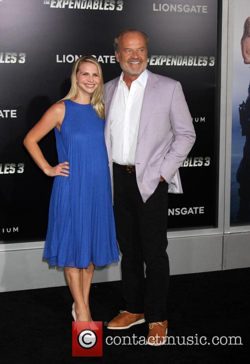 kelsey grammer the expendables 3 premiere held 4322709