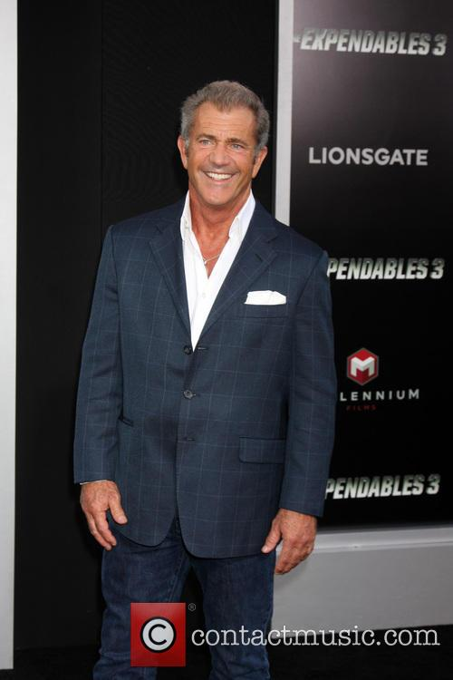 Mel Gibson, TCL Chinese Theater