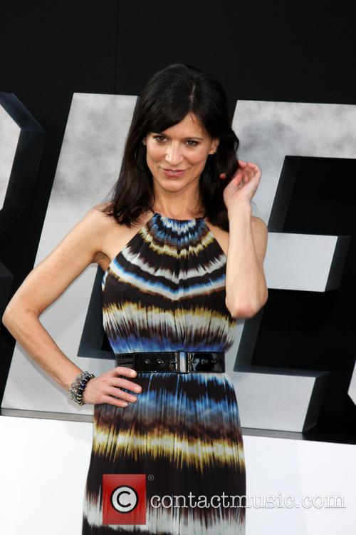 perrey reeves the expendables 3 premiere held 4322698