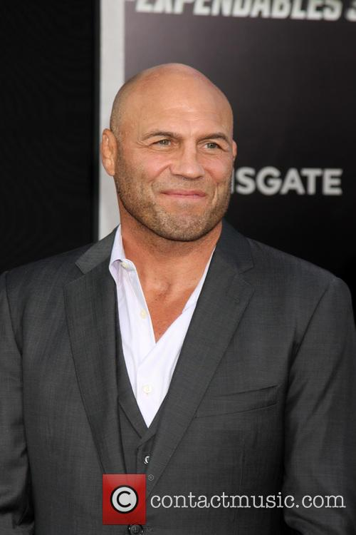 Randy Couture, TCL Chinese Theater
