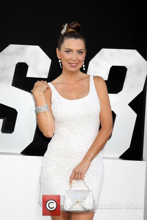 sandra vidal the expendables 3 premiere held 4322702
