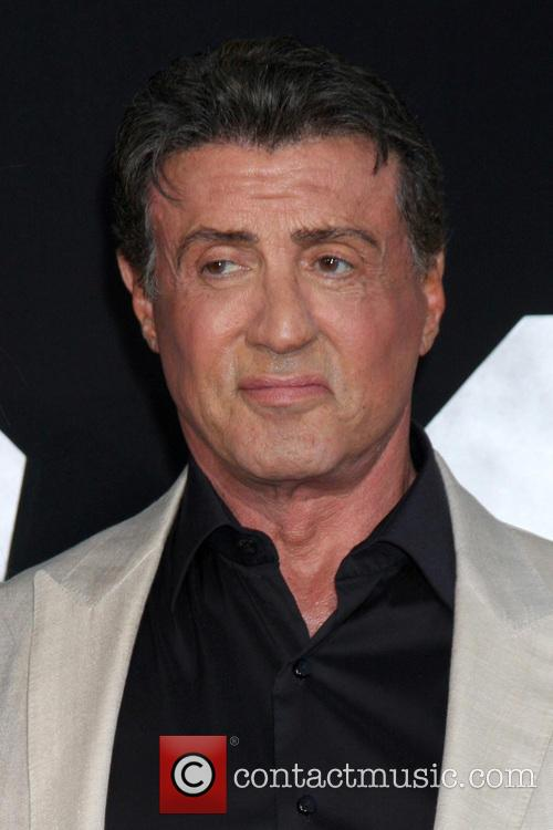 Slyvester Stallone 1