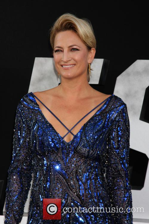 Zoe Bell, TCL Chinese Theater