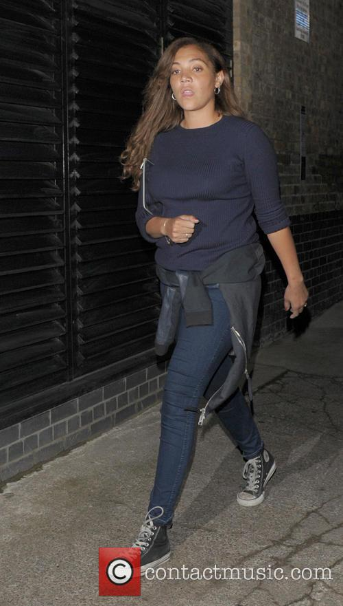Celebrities arrive at the Chiltern Firehouse