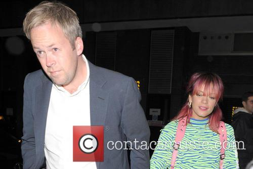 Lily Allen and Sam Cooper 5