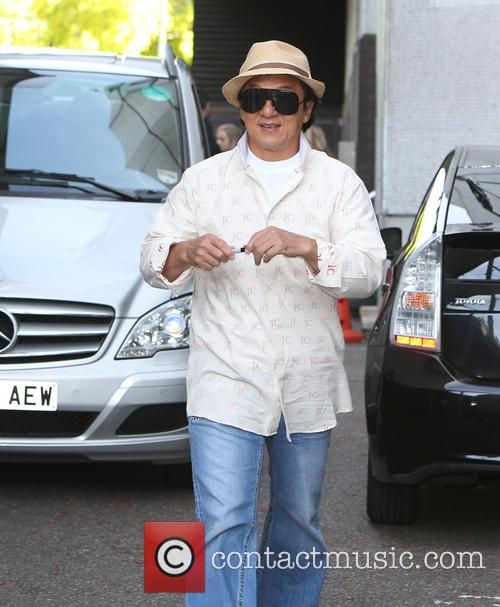 Jackie Chan in London
