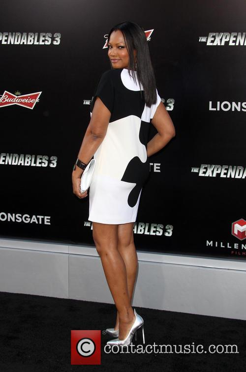 Garcelle Beauvais, TCL Chinese Theatre