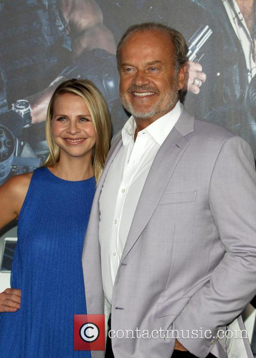 Kelsey Grammer and Kayte Walsh 4