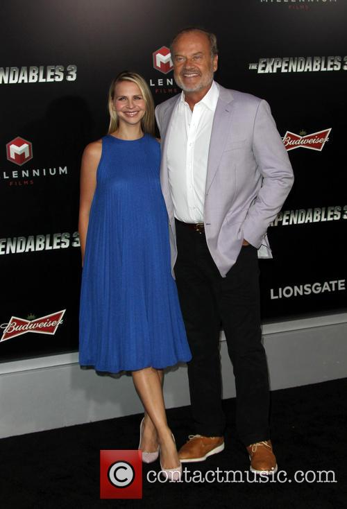 Kelsey Grammer and Kayte Walsh 5