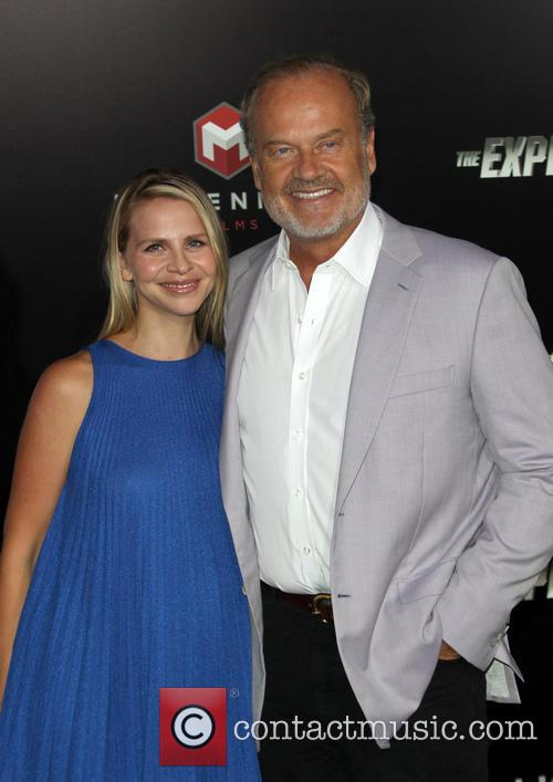 Kelsey Grammer and Kayte Walsh 6