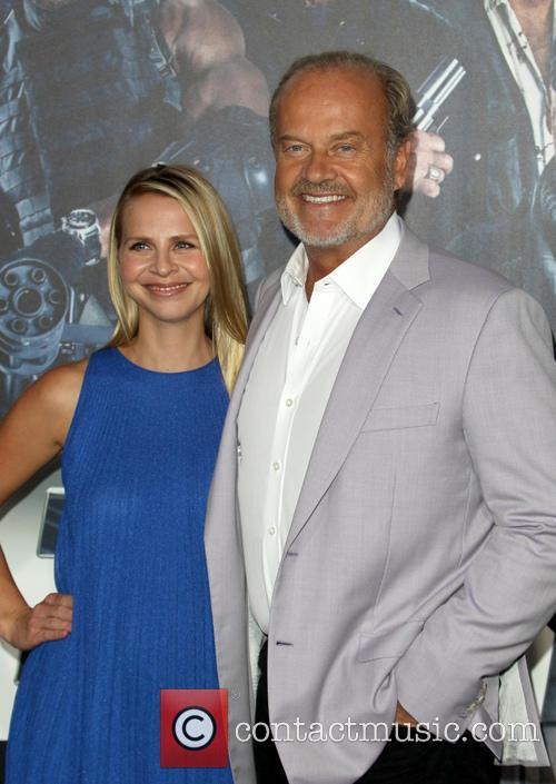 Kelsey Grammer and Kayte Walsh 7