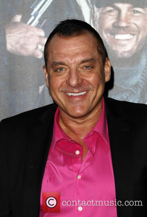 Tom Sizemore Arrested On Suspicion Of Domestic Violence
