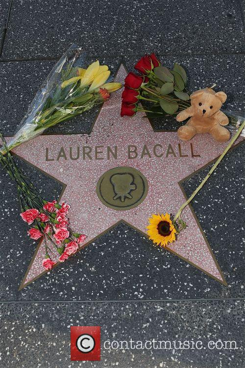 Lauren Bacall and Fame Star 4