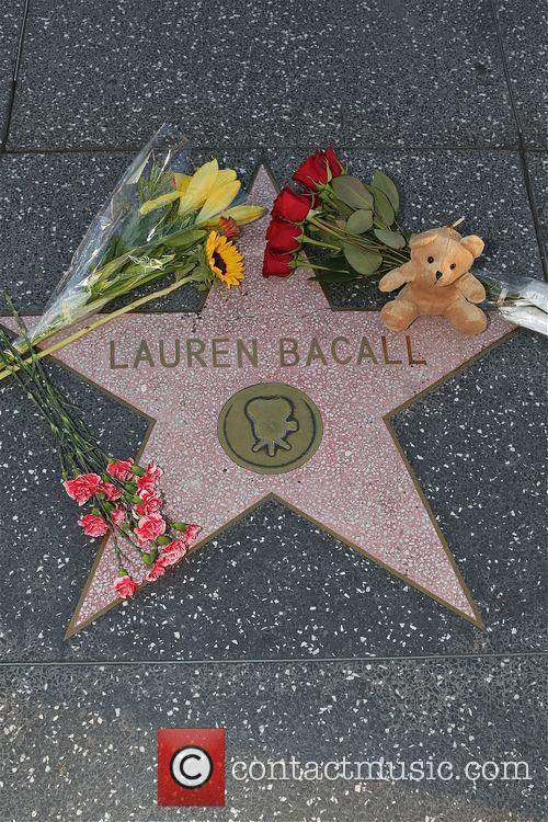 Lauren Bacall and Fame Star 5