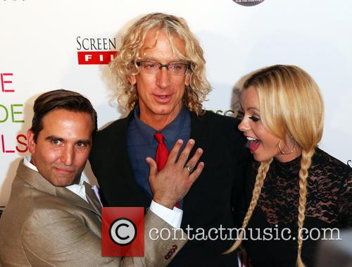 Andy Dick and Bree Olsen 1