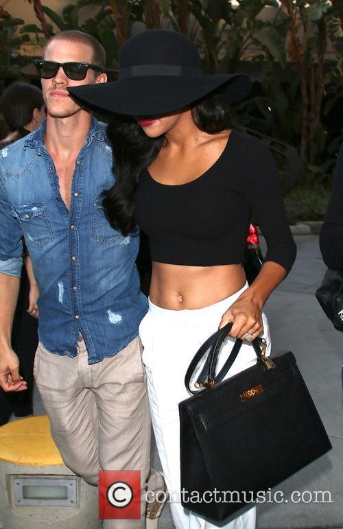 Ryan Dorsey and Naya Rivera 9