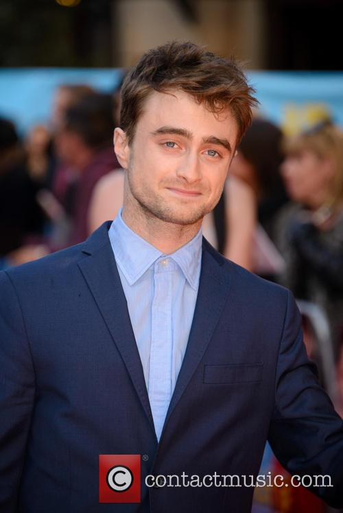 Daniel Radcliffe at What If? premier