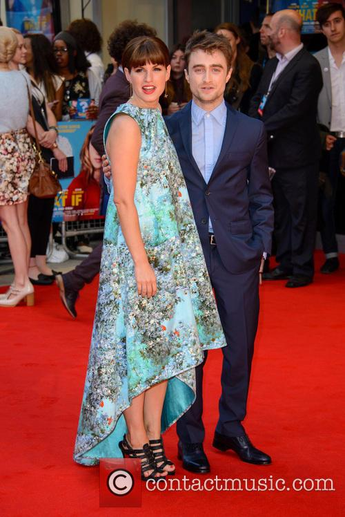 Jemima Rooper and Daniel Radcliffe 5