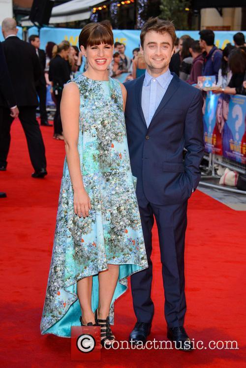 Jemima Rooper and Daniel Radcliffe 6
