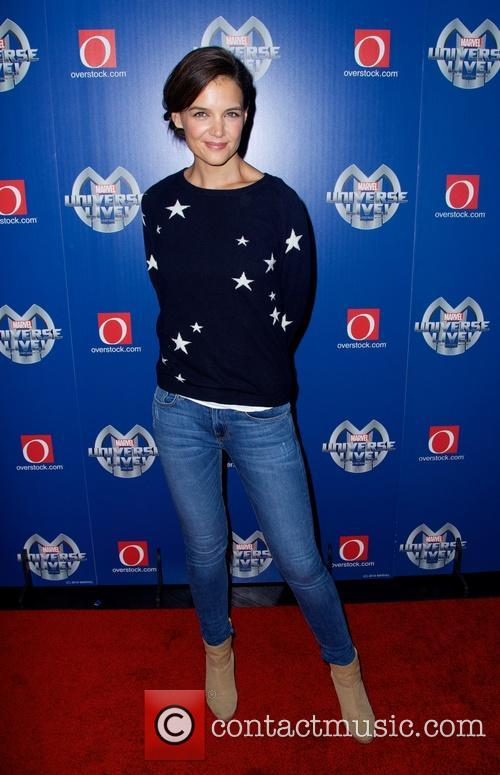 katie holmes marvel universe live at barclays 4324541