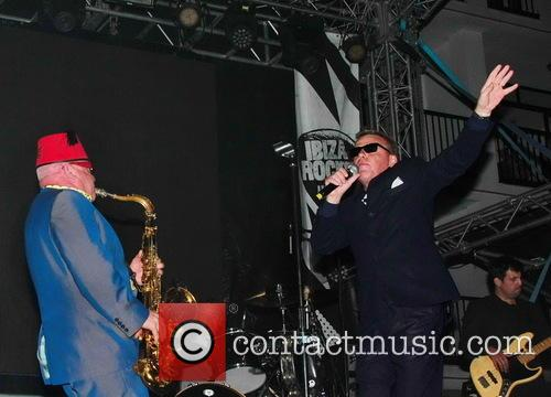Madness, Suggs and Lee Thompson 2