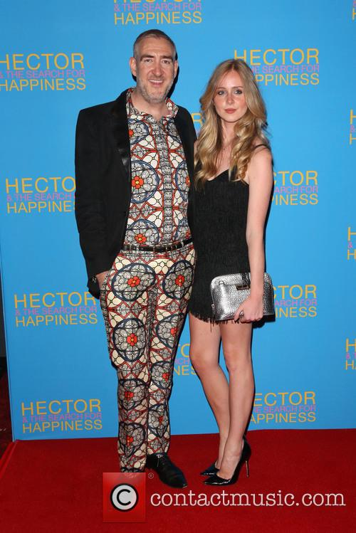 Harvey B Brown and Diana Vickers 1