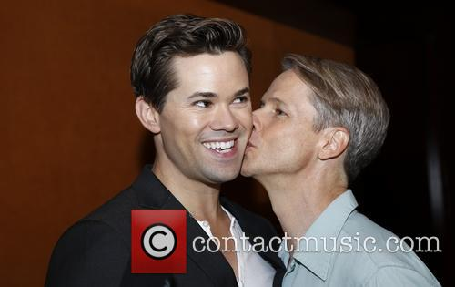 Andrew Rannells and John Cameron Mitchell