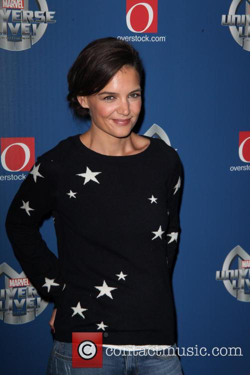 katie holmes marvel universe live at barclays 4324573