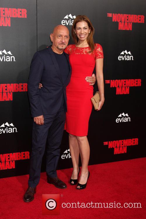 Los Angeles Premiere of 'The November Man' at...