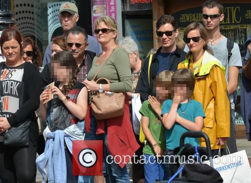 Cillian Murphy, Yvonne Mcguinness, Malachy Murphy and Aran Murphy 2