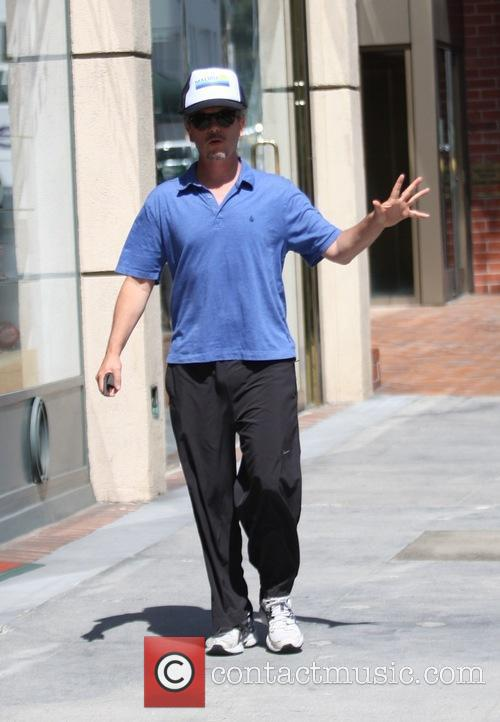 David Spade goes to the doctors office in...