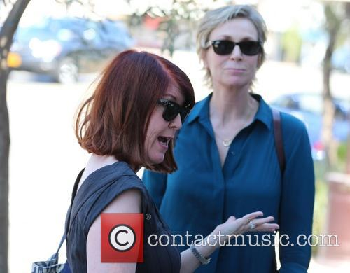Jane Lynch and Kate Flannery 4