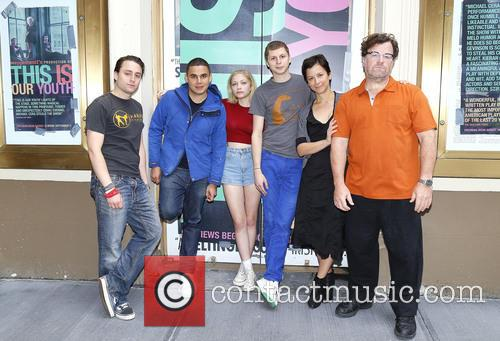 Kieran Culkin, Rostam Batmanglij, Tavi Gevinson, Michael Cera, Anna D. Shapiro and Kenneth Lonergan 2