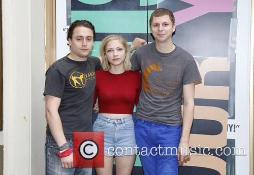 Kieran Culkin, Tavi Gevinson and Michael Cera 8