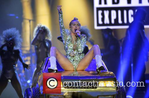 Miley Cyrus, United Center