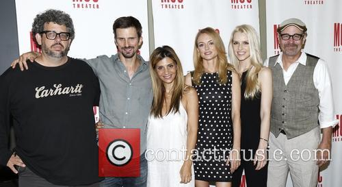 Neil Labute, Frederick Weller, Callie Thorne, Heather Graham and Gia Crovatin