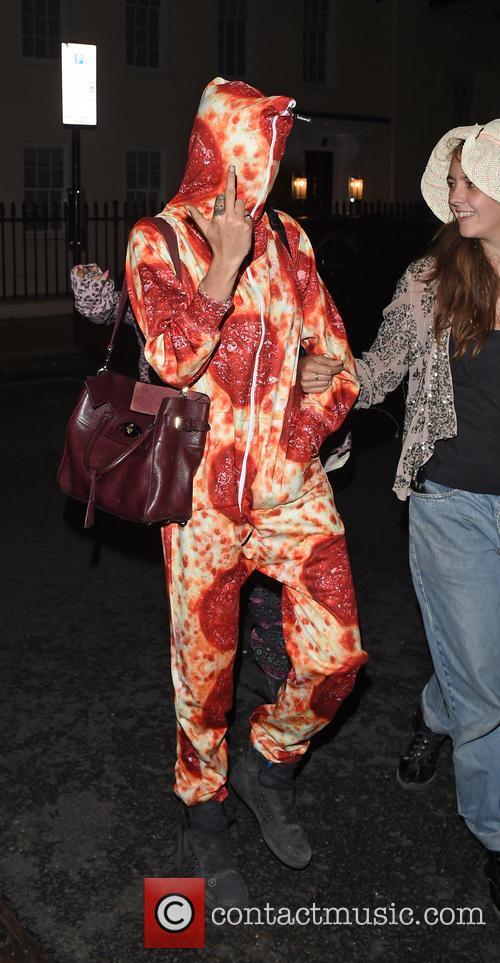cara delevingne cara delevingne wearing a pepperoni 4325874