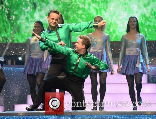Declan Donnelly and Anthony McPartlin 10