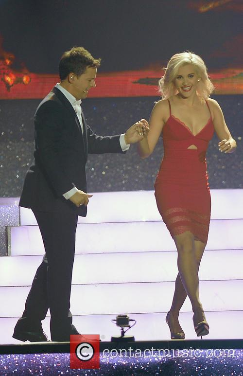 Declan Donnelly and Ashley Roberts 11