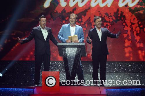 Declan Donnelly, Simon Gregson and Anthony Mcpartlin 8