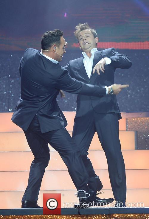 Ant McPartlin and Declan Donnelly 9