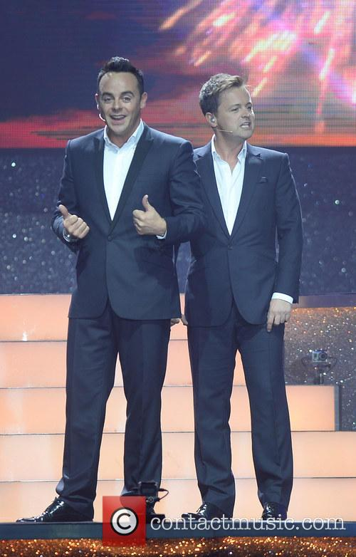 Ant McPartlin and Declan Donnelly 11