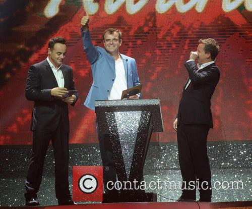 Ant Mcpartlin, Declan Donnelly and Simon Gregson 7