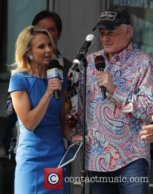 The Beach Boys and Elizabeth Hasselback 5