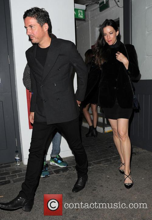 Dave Gardner and Liv Tyler 2
