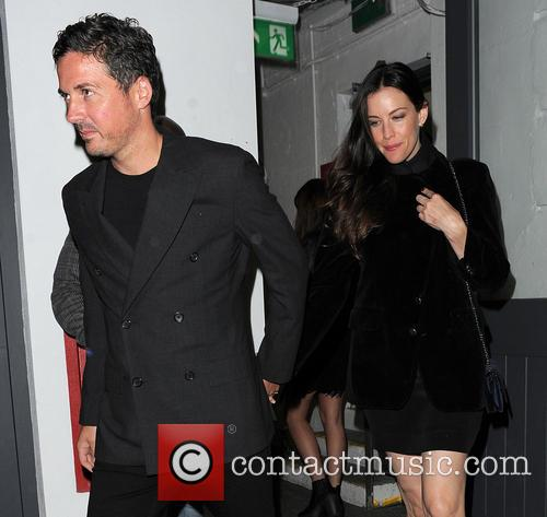 Dave Gardner and Liv Tyler 3
