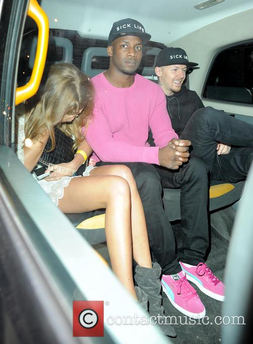 Millie Mackintosh and Professor Green 5