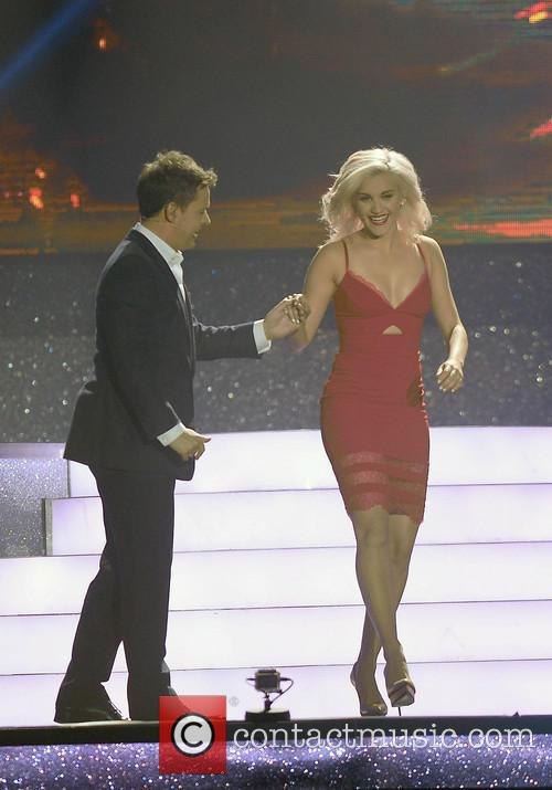Declan Donnelly and Ashley Roberts 1