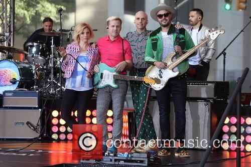 Neon Trees perform live on 'The Today Show'