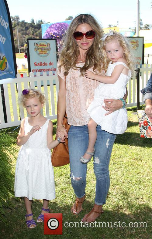 Rebecca Gayheart, Billie Beatrice Dane and Georgia Dane 2